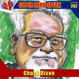 #292: Chuck Dixon
