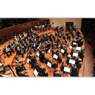 symphony orchestra of the Italian radio