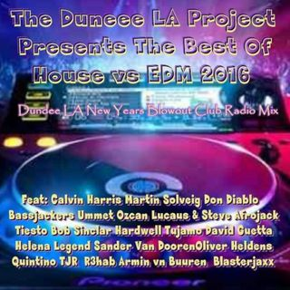DDLA Project Presents Insane EDM vs House Power Workout Club Mix