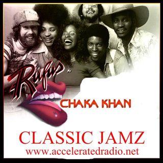 Classic Jamz *Chaka Khan Tribute* 5/26/18