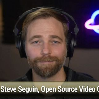FLOSS Weekly 615: OBS.Ninja - Steve Seguin, Open Source Video Conferencing