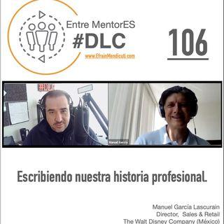 # DLC 106 con Manual García Lascurain
