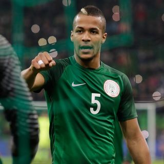 2 April - Afcon qualifiers + Nigeria defender William Troost-Ekong