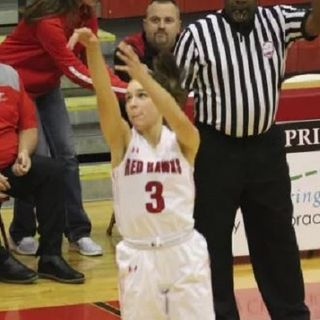 Prep Athlete of the Week - Brighton Miller - Cedar Springs Girls Basketball