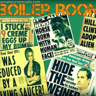 Digital Tabloids, Narco-memes & The League of Shadows: Boiler Room EP #136