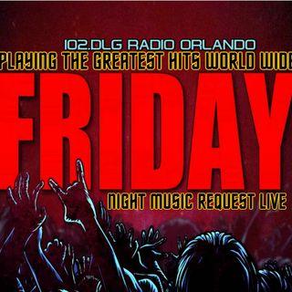 Friday Night Music Request 1/26/18