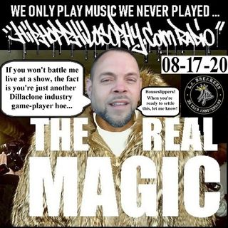 HipHopPhilosophy.com Radio - 08-17-20 - Monday Night Fresh