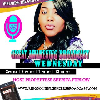 Stay In The Race Prophetess Sherita Furlow