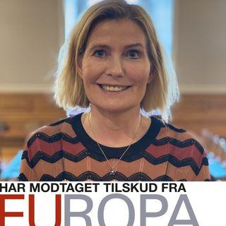 Udestuen Goes EU med Anna Libak