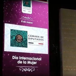 Que México deje de ser un país feminicida: Diputadas