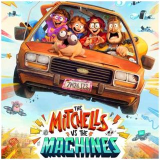 Damn You Hollywood: The Mitchells vs. the Machines