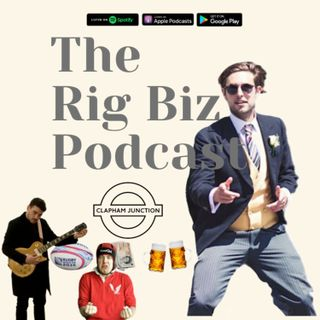 The Rig Biz - 'Banterlation Special' with James Haskell - Archbishop of Banterbury Vs CCO of Chat