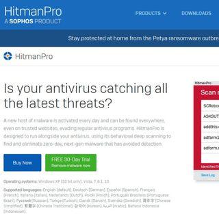 Attrezzi: il migliore antivirus