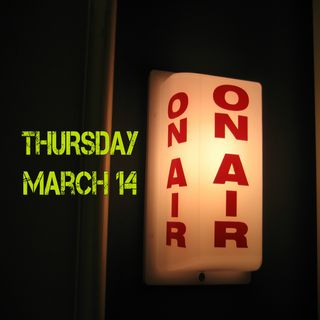 Thursday, March 14th