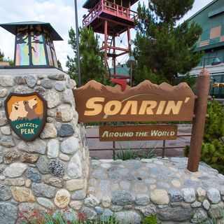 S3 Ep.5 : Soarin' Around the World live in Disneyland (Parks Edition)