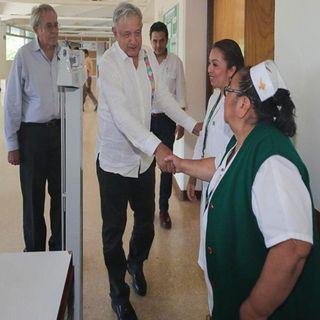 Anuncia AMLO censo de médicos en zonas rurales del país