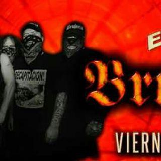 BRUJERIA EN MTY/INVITADOS LA BANDA ANOCHECER/MEXICO METAL FEST 06/10/18
