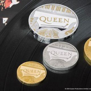 I QUEEN compaiono sulle monete britanniche. Intanto, noi ricordiamo un loro singolo del 1976….