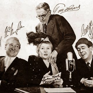 Classic Radio Theater for October 6, 2018 Hour 3 - It Pays to be Ignorant....