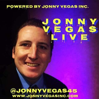 Follow your passion: Jonny Vegas