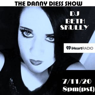 Guest DJ Beth Skully July 2020