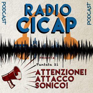 Radio CICAP presenta: Attenzione! Attacco sonico!