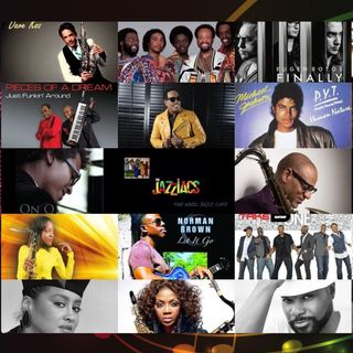The Smooth Jazz Zone Mix #1 (On iHeartRadio Podcast)