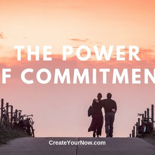 1526 The Power of Commitment