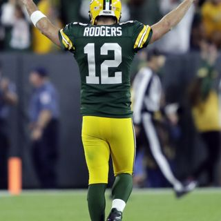 Does Aaron Rodgers' Greatness Hurt The Packers?