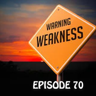 YCBK 70: How to Handle a Weakness in Your Admissions Application