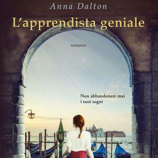 """Anna Dalton """"L'apprendista geniale"""""""