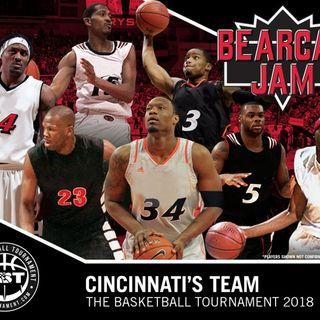 The Basketball Tournament: GM of the Bearcat Jam Melvin Levett