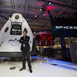 Ron Paul: Crony Defense Budget Hands SpaceX a Monopoly - Why?