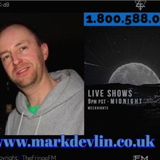 Mark Devlin guests on Lighting The Void with Joe Rupe & Ryan Gable, 24/4/20