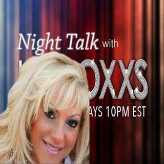 NIGHT TALK with JOE ROXX 4/27