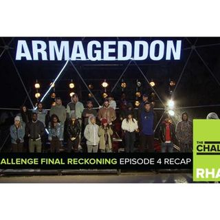 MTV Reality RHAPup | The Challenge Final Reckoning Episode 4 Recap Podcast