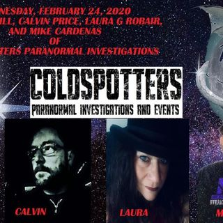 Coldspotters Paranormal Investigations & Events