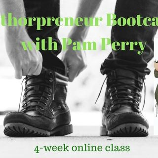 What is an Authorpreneur? With Pam Perry and Michelle Price