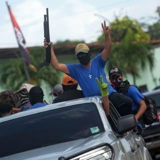 Alcaldías sandinistas: comandos de la represión