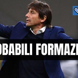 Le probabili formazioni di Juventus-Inter: Conte promette battaglia