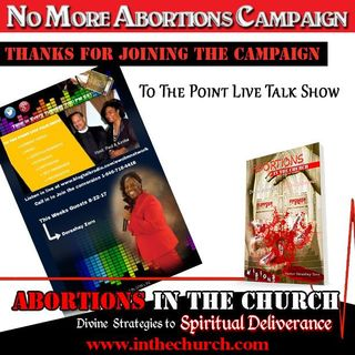 To The Point Live Talk Show With Guest Christian Author & Pastor: Derashay Zorn