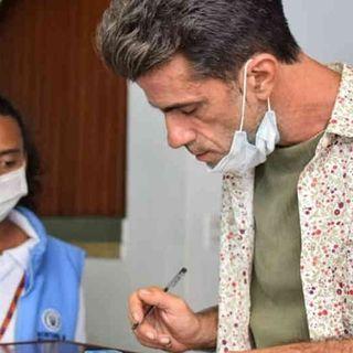 La historia del profesor que fue rescatado de las calles en Santa Marta