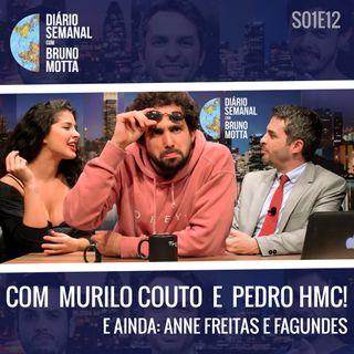 DS_S01E12 - 25 de Outubro - VÍDEO DO DÓRIA | MURILO COUTO COMENTA PRISÕES