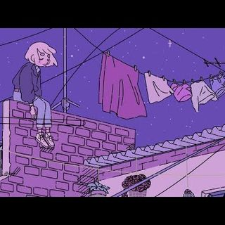 1 hour of aesthetic & calm lofi music 🌙