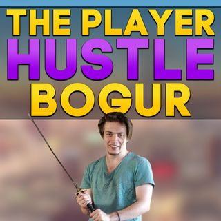 Cybersecurity, Streaming and Competing | The Player Hustle ft. Bogur