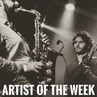 Artist of the week. Bend the Future