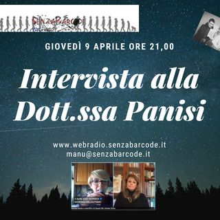 Intervista alla Dottoressa Cristina Panisi