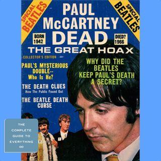 Paul McCartney (Died in 1966)