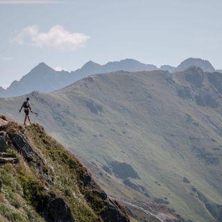 Bieg Ultra Granią Tatr – czyli 70 kilometrów po Tatrach