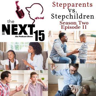 Stepparents vs Stepchildren